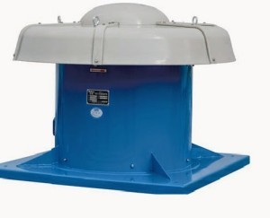 Axial Roof Fan PP Type DWT