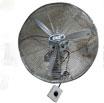 Wall Fan Silver