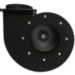 Exhaust Centrifugal Blower Mini