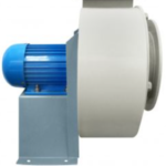 Exhaust Centrifugal Blower PP